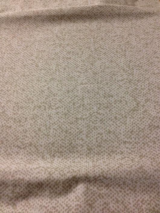 tessuto stampa sale e pepe beige e tortora